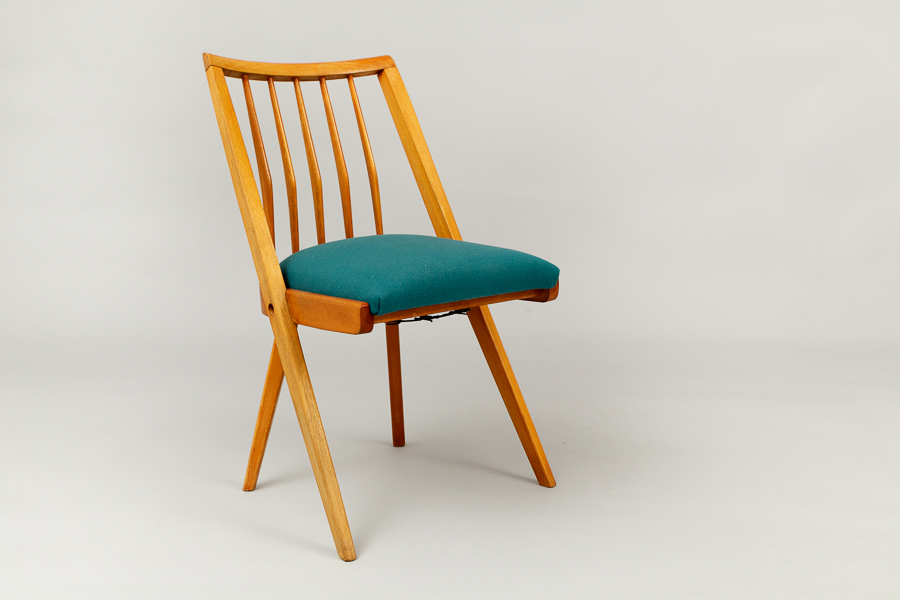 magasin m bel mid century modern hellerau chair 651. Black Bedroom Furniture Sets. Home Design Ideas