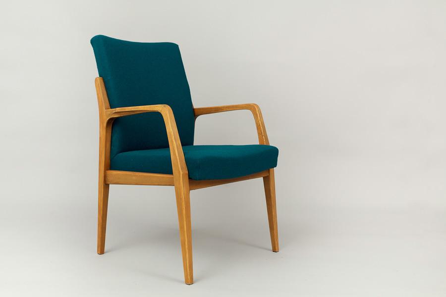 magasin m bel 50er jahre einzelstuhl sessel 649. Black Bedroom Furniture Sets. Home Design Ideas