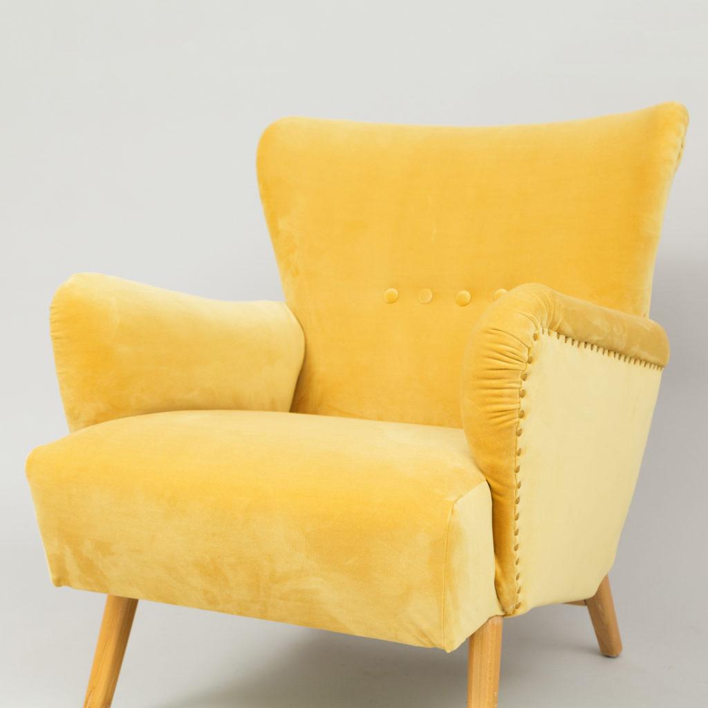 magasin m bel 50er jahre sessel 667. Black Bedroom Furniture Sets. Home Design Ideas