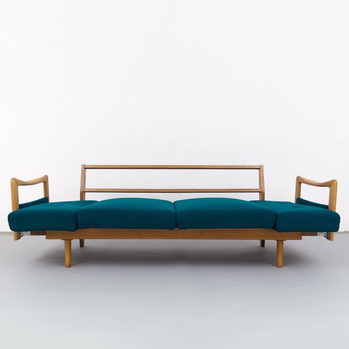 Knoll Antimott Sofa, 60er