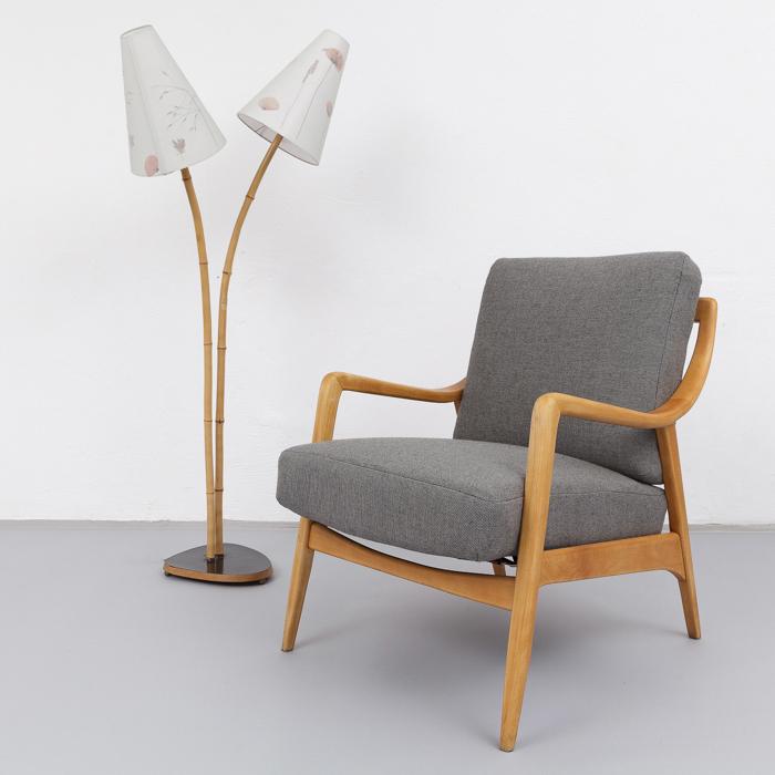 MAGASIN Möbel » 50er Jahre Sessel (673)