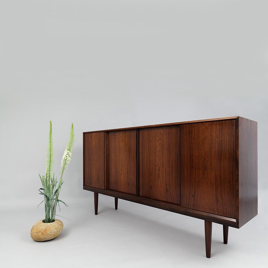 Magasin Möbel 1960er Jahre Palisander Sideboard 636