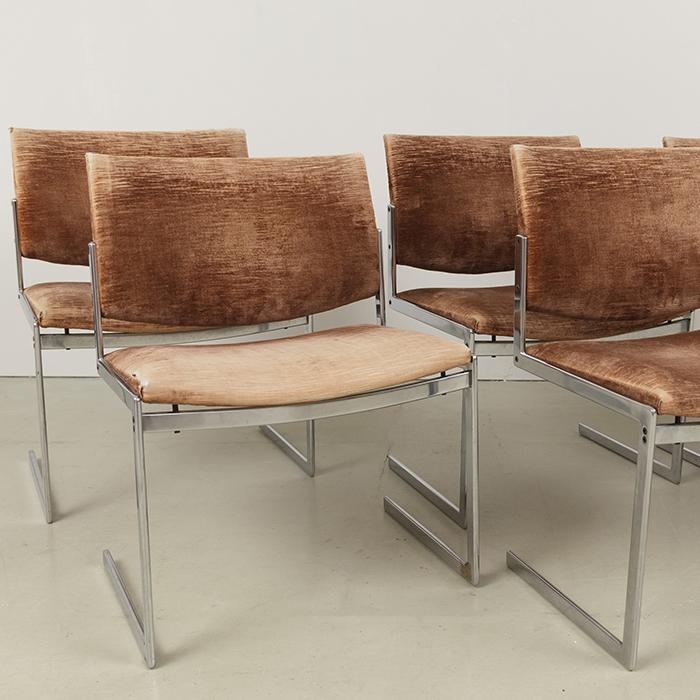 Stühle von Kastholm für Kill Internatioal