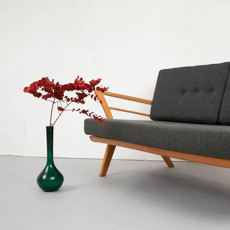 Knoll Antimott Sofa, 50er Jahre