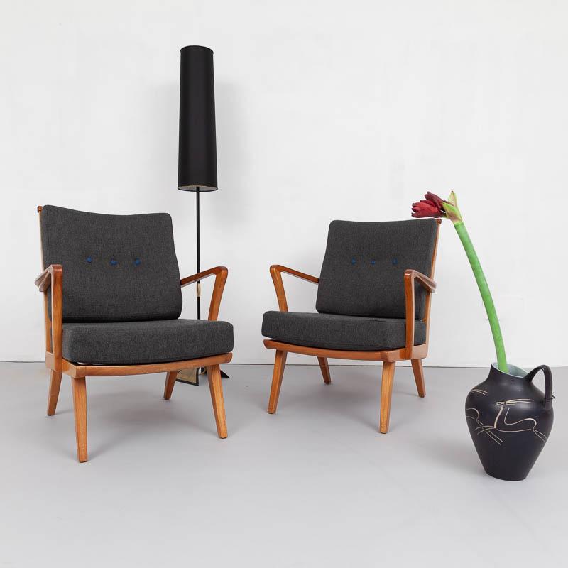 Knoll-Antimott Sessel, neu bezogen