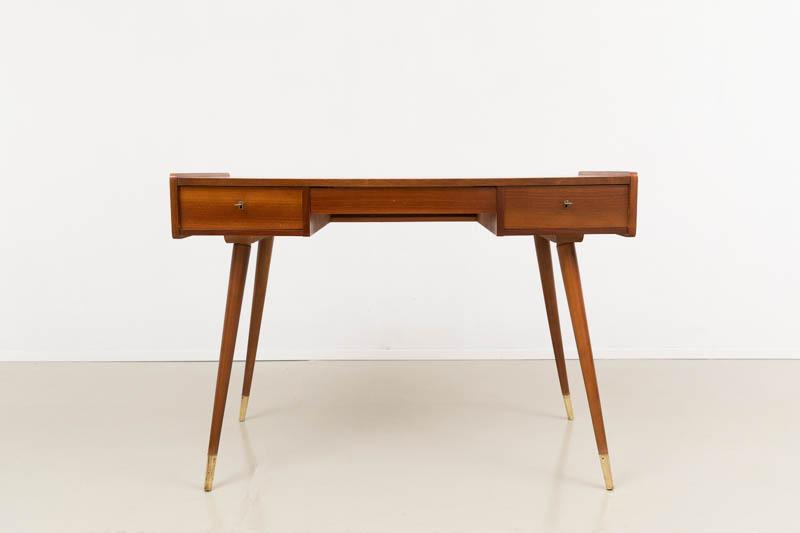 Magasin Möbel Kleiner 50er Jahre Schreibtisch 783
