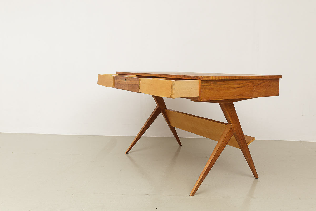 Mid century Schreibtisch, 50er