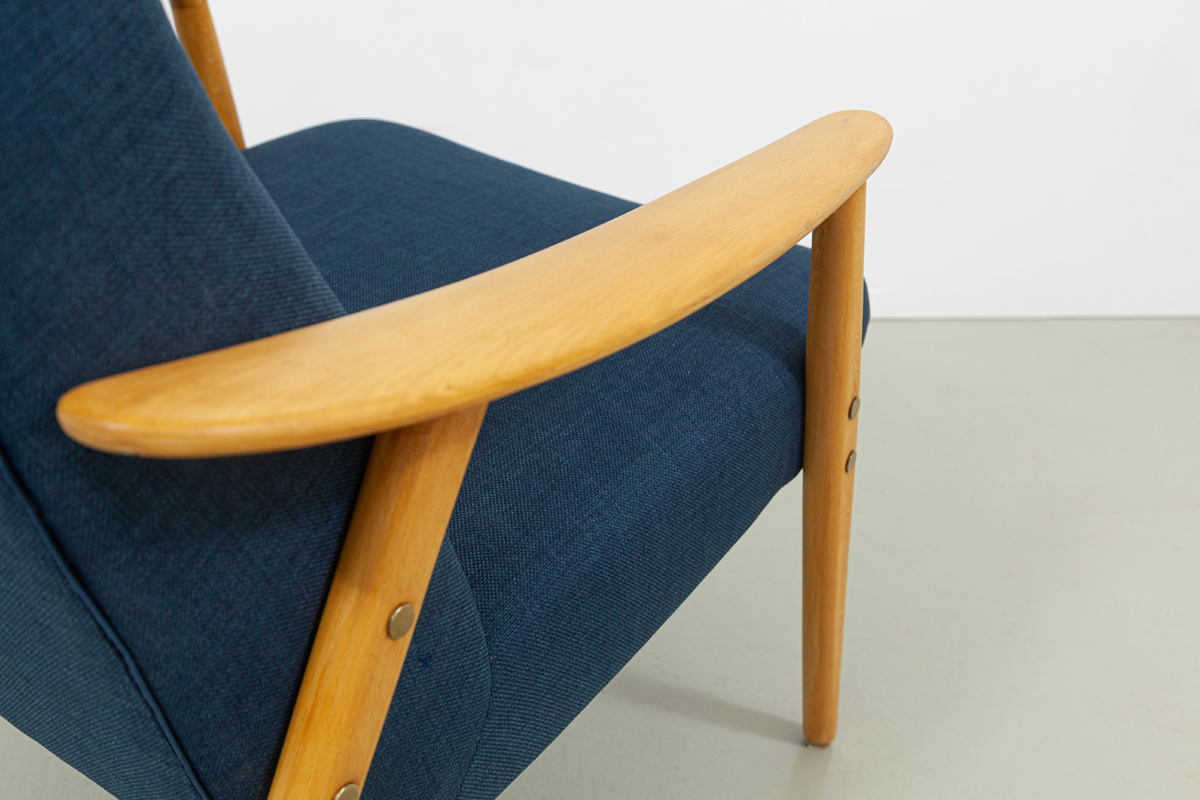 Easy Chair 60er Ohlsson
