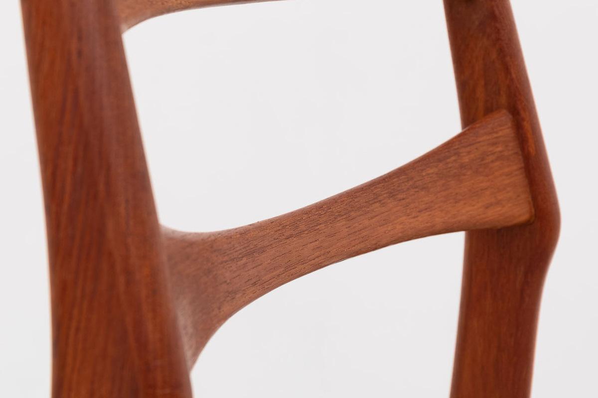 Esszimmerstühle Habeo Boomerang Teakstühle