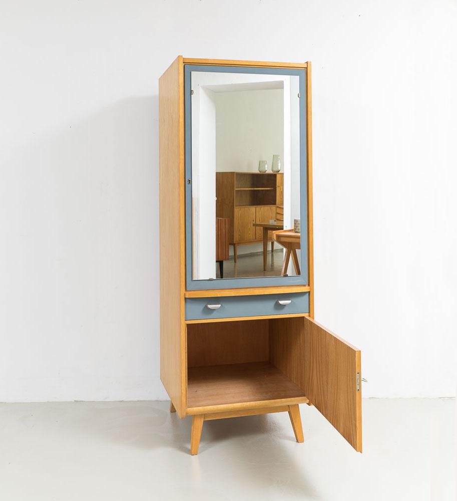 60er, Spiegelschrank, vintage