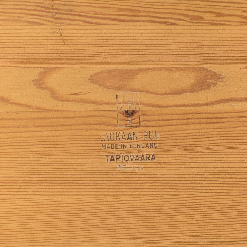 Logo, Tapiovaara,Schweden, 50er, Sitzgruppe