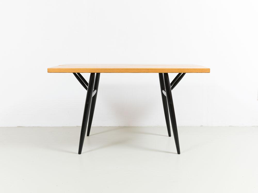 Tisch, Tapiovaara,Schweden, 50er, Sitzgruppe