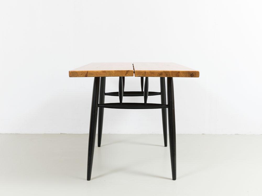 Tisch, Ilmari Tapiovaara,Schweden, 50er, Sitzgruppe