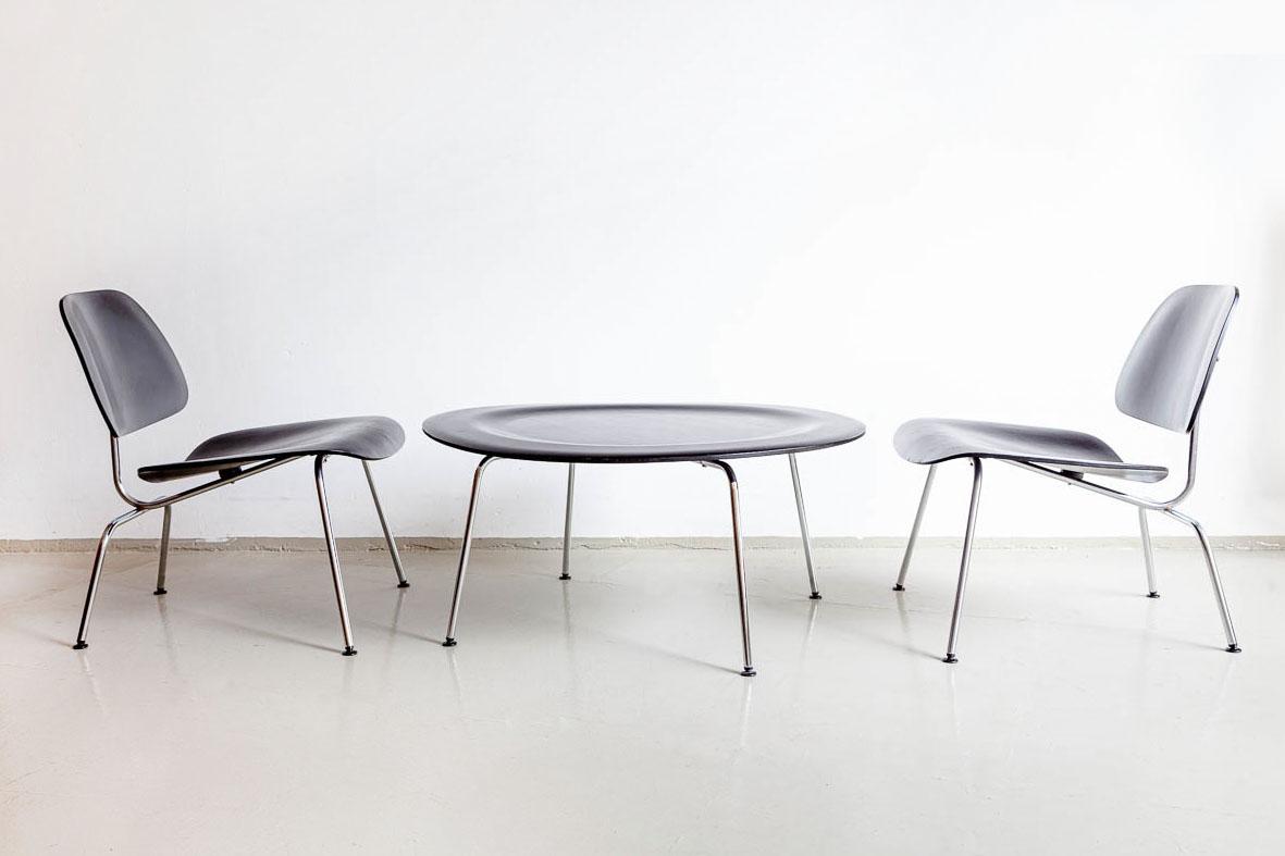 Sitzgruppe Eames/Nelson für H. Miller