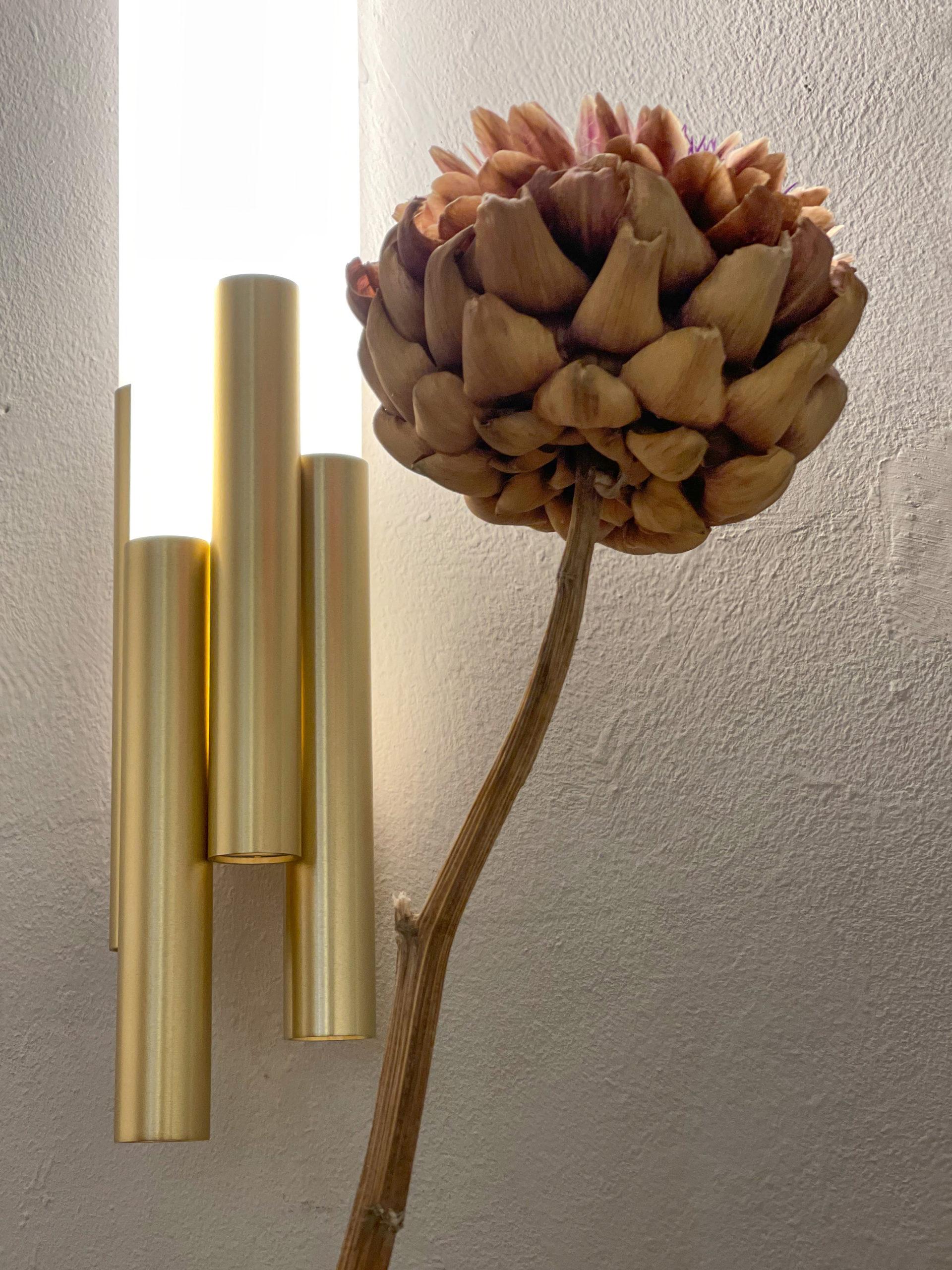 DCW ORG Pendelleuchte LED, Design Sebastian Summa