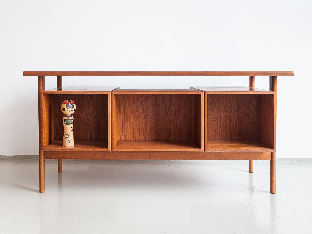 Schreibtisch, Teak, Kai Kristiansen