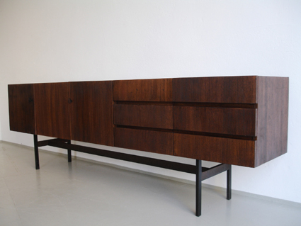 magasin m bel 60er jahre musterring sideboard. Black Bedroom Furniture Sets. Home Design Ideas