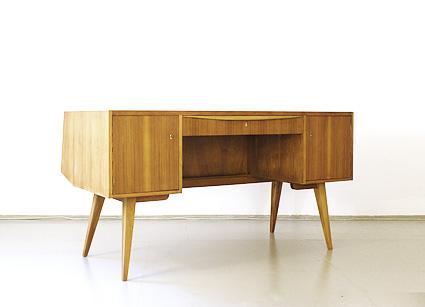 magasin m bel 50er jahre schreibtisch. Black Bedroom Furniture Sets. Home Design Ideas