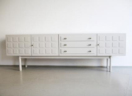 Magasin Möbel 60er Jahre Musterring Sideboard